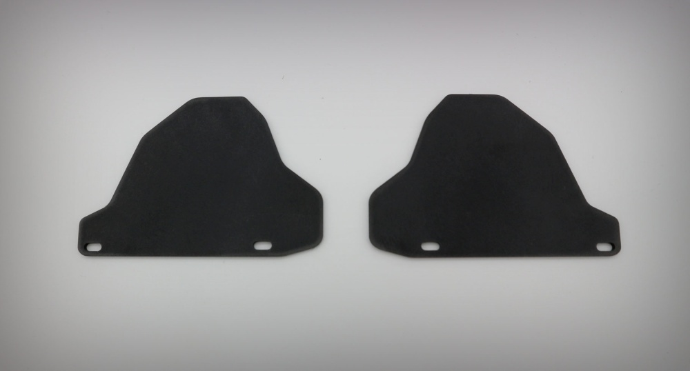 POS RC Racing Parts Mudguards Traxxas Maxx
