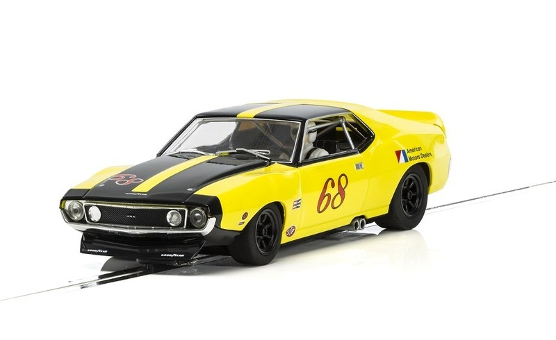 Scalextric AMX Javelin Trans AM 1971 #68