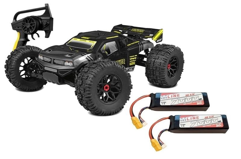 Team Corally - PUNISHER XP 6S - Model 2021 - 1/8 MT LWB -