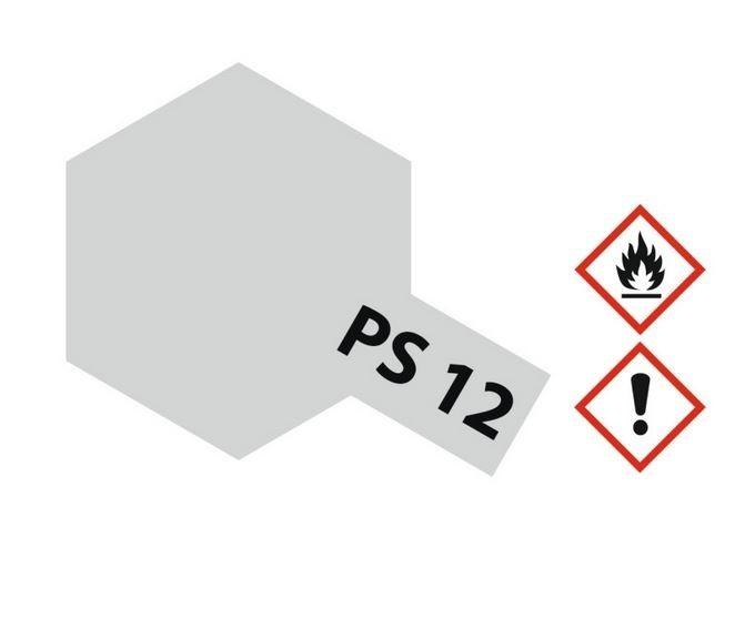 Tamiya Lexanlack PS 12 silber