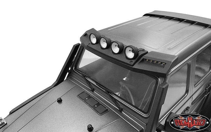 RC4WD Clarity Roof Light Bar for Mercedes-Benz G 63 AMG 6x6