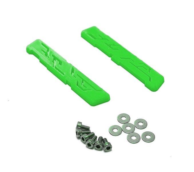 JS-Parts Dachskid für Arrma Kraton V4 grün