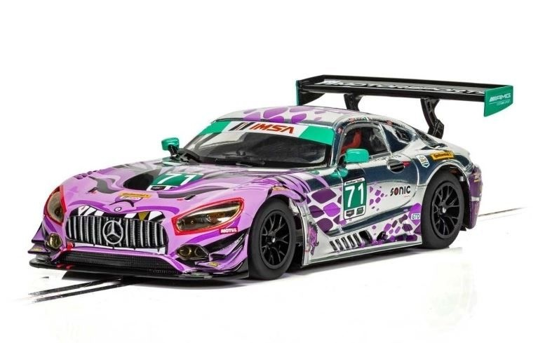 Scalextric 1:32 Mercedes AMG GT3 P1