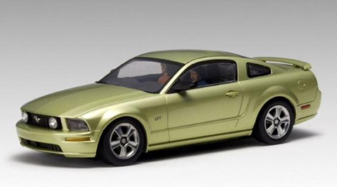 AutoArt Ford Mustang GT 2005 (Legend Lime)