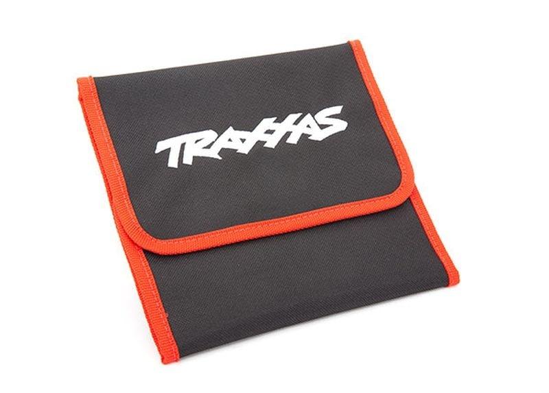 Traxxas Werkzeug-Beutel rot (mit TRAXXAS LOGO) TRAXXAS
