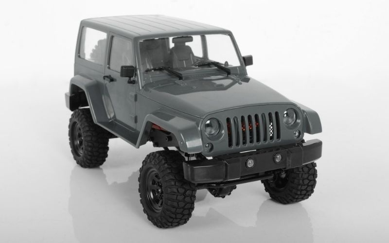 RC4WD Gelände II RTR w/Black Rock Body Set RTR 1:18