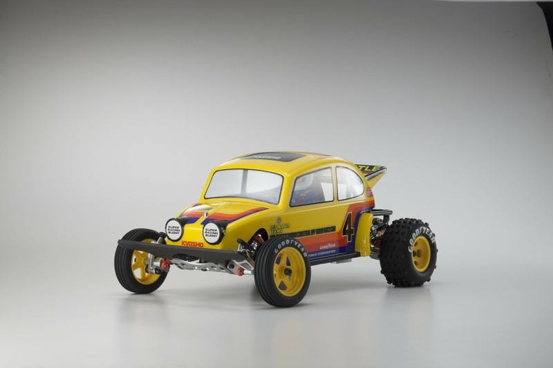 Kyosho Beetle 2WD Kit Legendary Series Bausatz 1:10