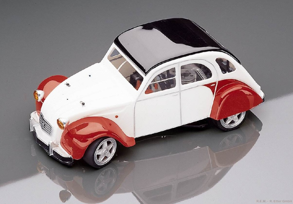 karosserie citroen 2cv f r tamiya 1 10 modellbau metz. Black Bedroom Furniture Sets. Home Design Ideas