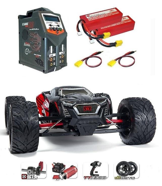 Arrma RC Fazon 6s BLX 4WD Monstertruck 2.4GHz RTR 1:8