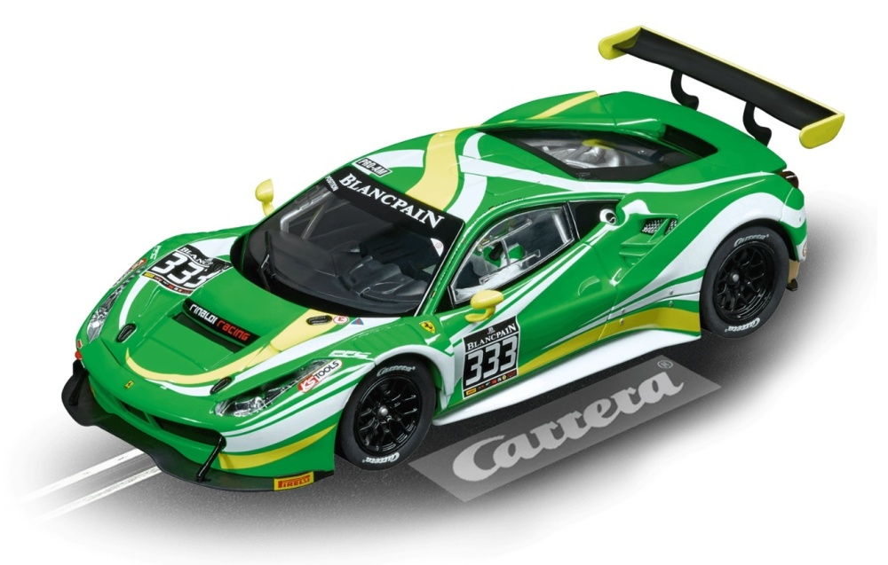 Carrera Digital 132 Ferrari 488 GT3 Rinaldi Racing, No.333