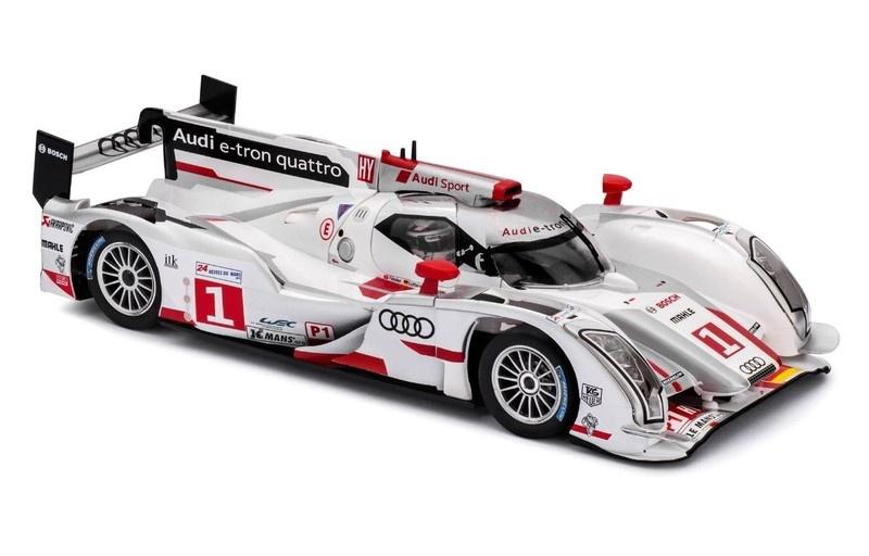 Slot.it -Le Mans Winner Collection- Audi R18 e-tron quattro