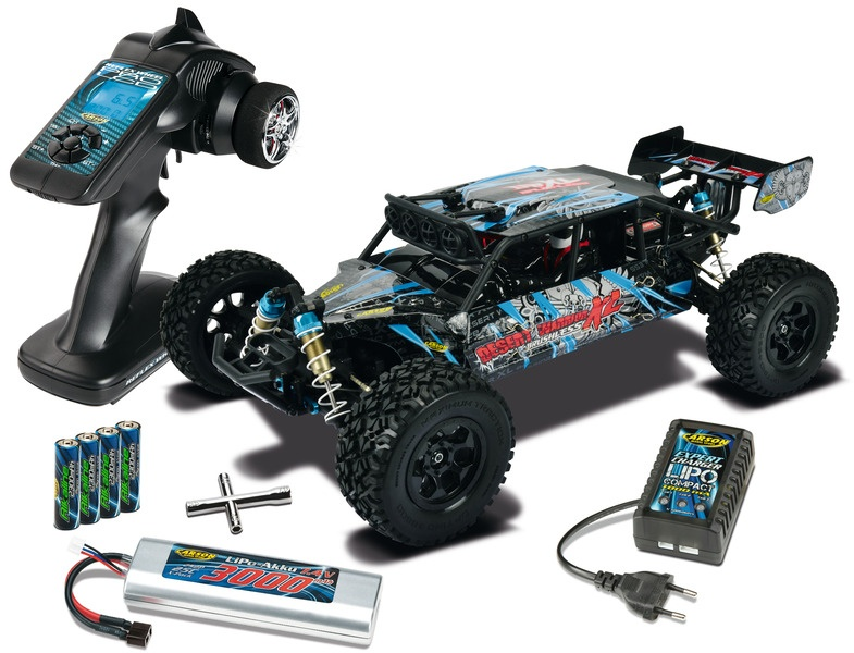 Carson Desert Warrior 2.4GHz wasserdicht RTR 1:10