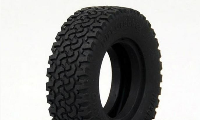 RC4WD Dirt Grabber Single 1.55 All Terrain Tire 1:10, 1 St.