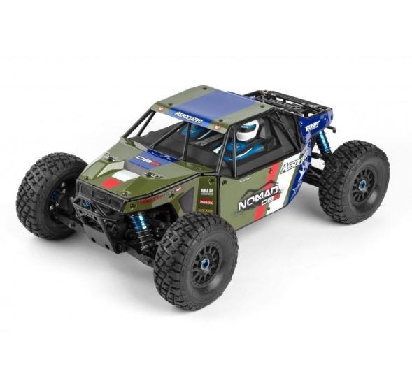 Team Associated Nomad DB8 4WD Offroad Buggy