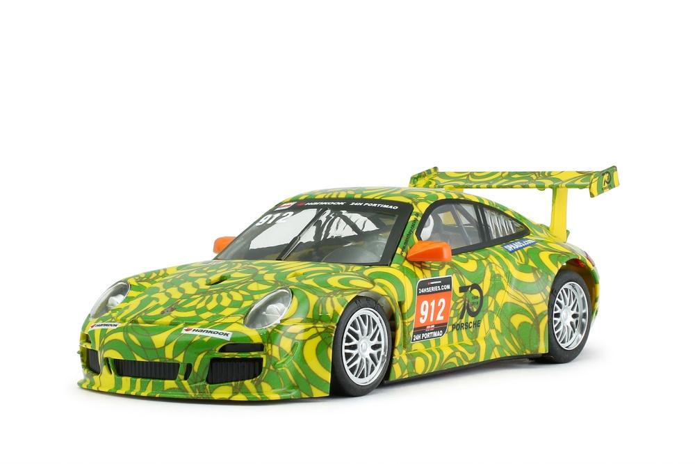 NSR Porsche 997 - 24H Portimao 2018 livery #91 - Sidewinder