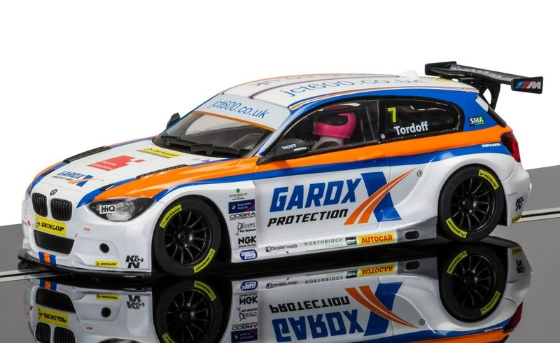 Scalextric BMW 125 #7 BTCC 2015