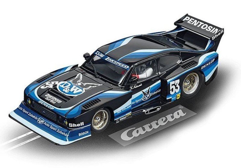 Auslauf - Carrera Digital 124 Ford Capri Zakspeed Turbo