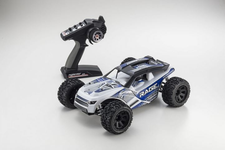 Auslauf - Kyosho Rage VEI EP 4WD (KT231P) Orion