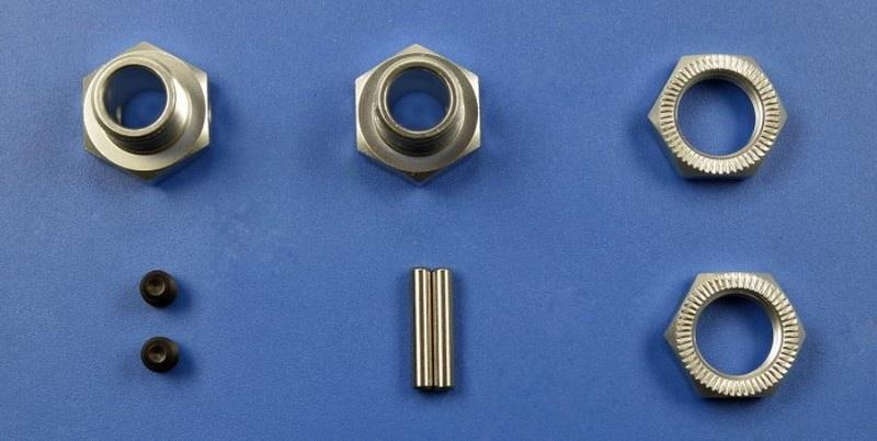 Carson X8 Specter Radmitnehmerset 17mm (2)