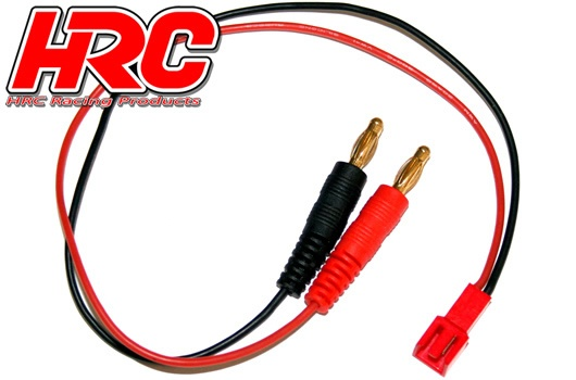 HRC Racing Ladekabel - Gold - Banana Plug zu Molex Micro