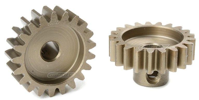 Team Corally - M1.0 Motorritzel - Stahl gehärtet - 21 Zähne