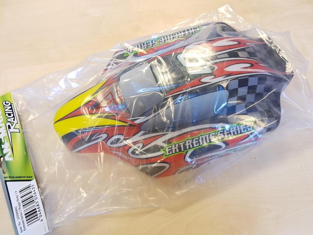 Ansmann Karosserie Extreme Series 2 Buggy 1:8