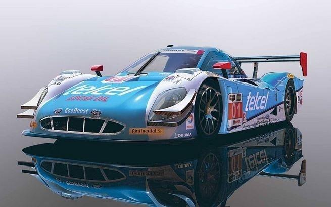 Scalextric 1:32 Ford Daytona Prototyp Sebring 2014