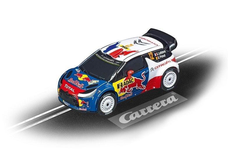 Carrera Go!!! Citroën DS3 WRC Citroën WRT, St.Lefebvre