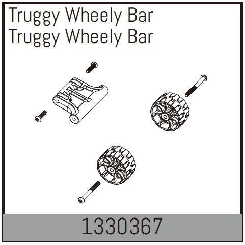 Absima Truggy Wheely Bar