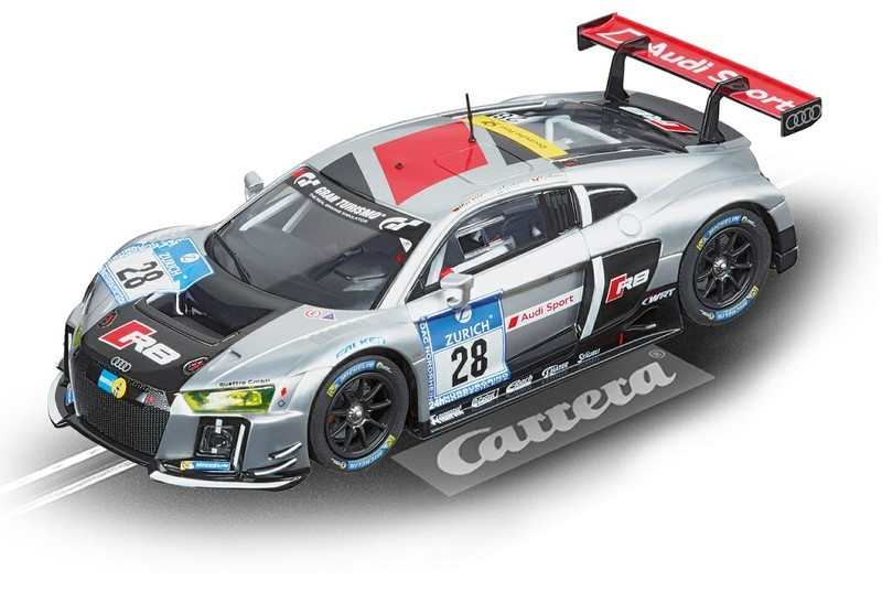 Carrera Digital 132 Audi R8 LMS Audi Sport Team, No.28