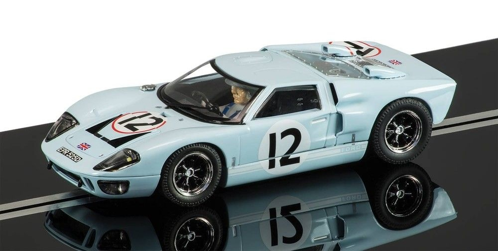 Scalextric Ford GT40