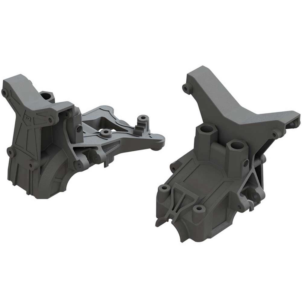 Arrma F/R Composite Upper Gearbox Cvr/Shock Twr (ARAC4400)