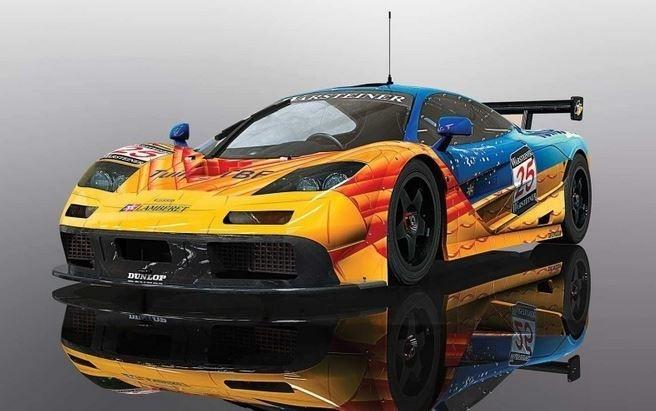 Scalextric 1:32 McLaren F1 GTR 1997 Nürburgring HD