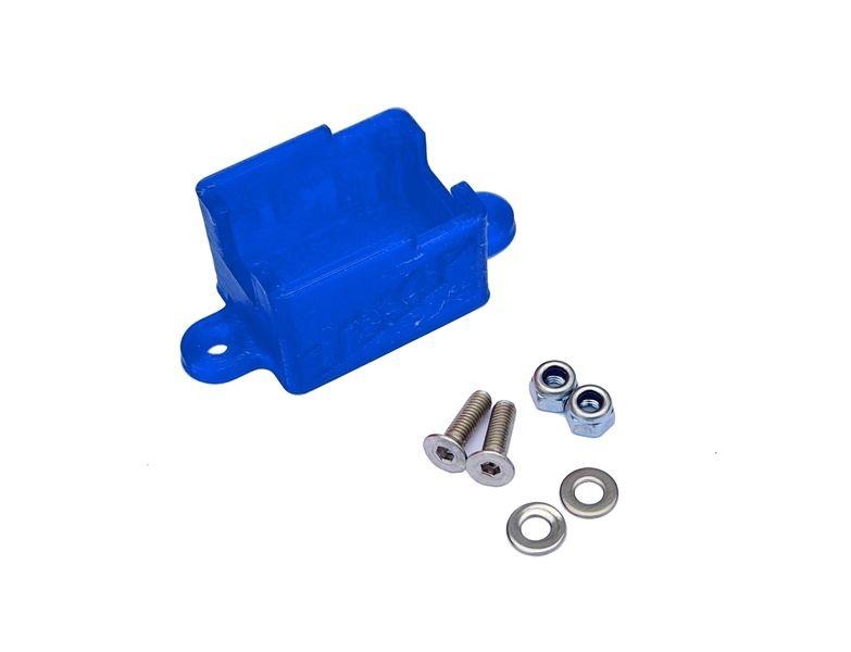 JS-Parts Schalterhalter ultraflex blau für Hobbywing MAX8