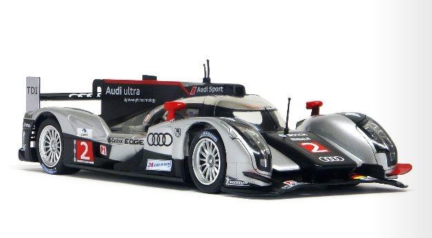 Slot.it Audi R18 TDI No.2 1st 24h Le Mans 2011 - Limited