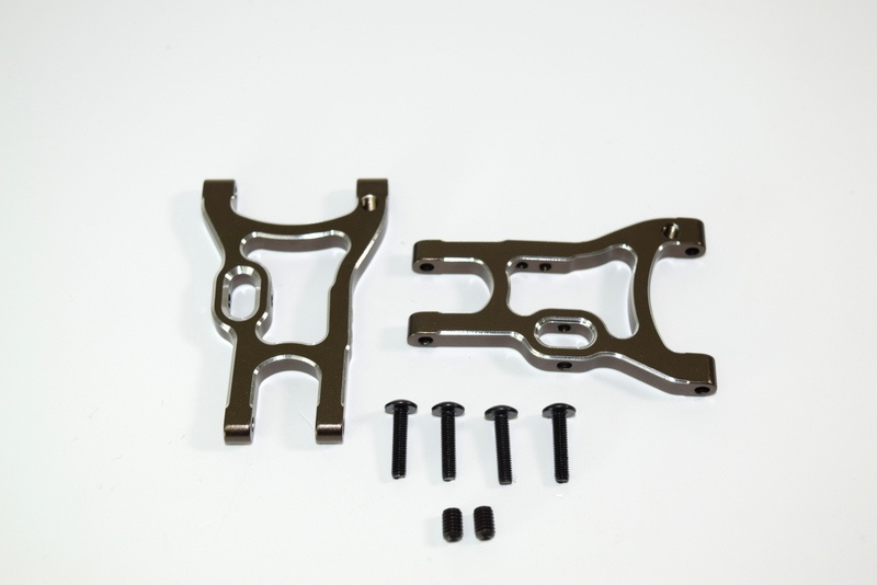 Absima Aluminium Querlenker hinten/unten (2) ATC 2.4 RTR/BL