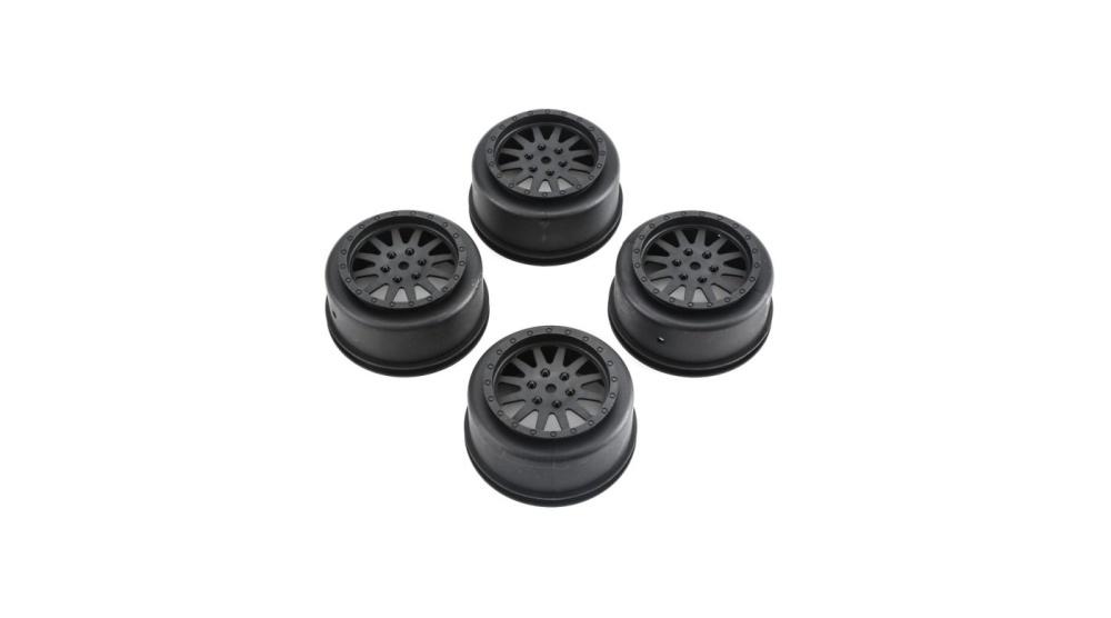 Losi Wheels (4): Baja Rey (LOS43006)