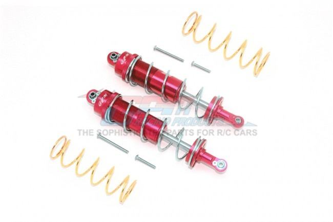 GPM ALUMINUM FRONT/REAR THICKENED SPRING DAMPERS