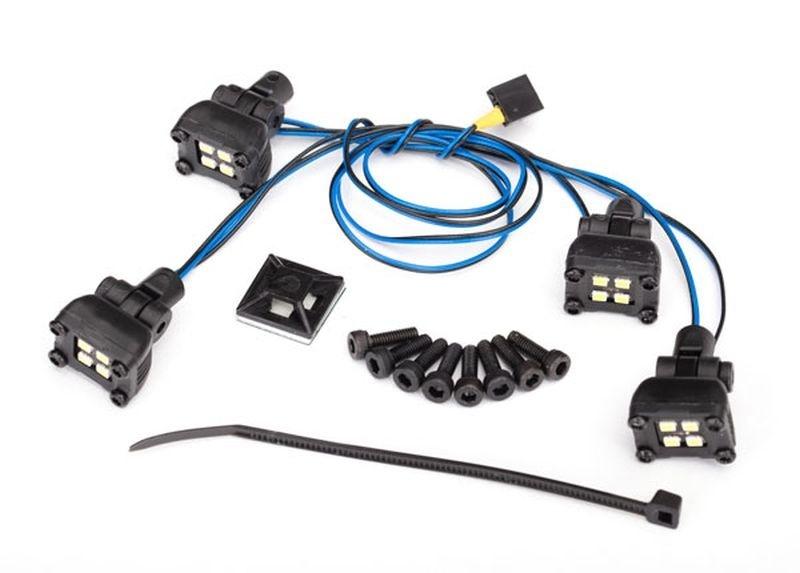 Traxxas LED Expedition Rack Scene Licht-Kit für TRAXXAS