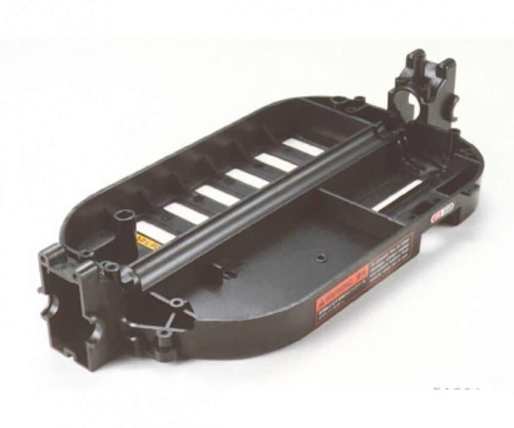 Tamiya TT-01 Wannenrahmen-Chassis Kunststoff