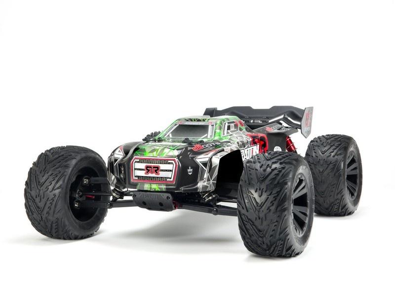 Arrma RC Kraton V3 6S BLX 4WD Monster Truck 2.4GHz