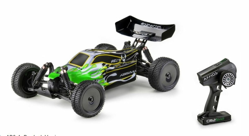 Absima EP 4WD Buggy AB2.4 RTR 1:10