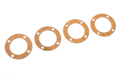 Team Corally - Diff. Gasket for Center diff 35mm - 4 pcs