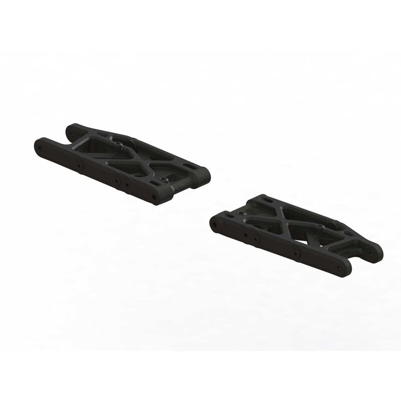 Arrma Rear Lower Suspension Arms 117mm (1 Pair)