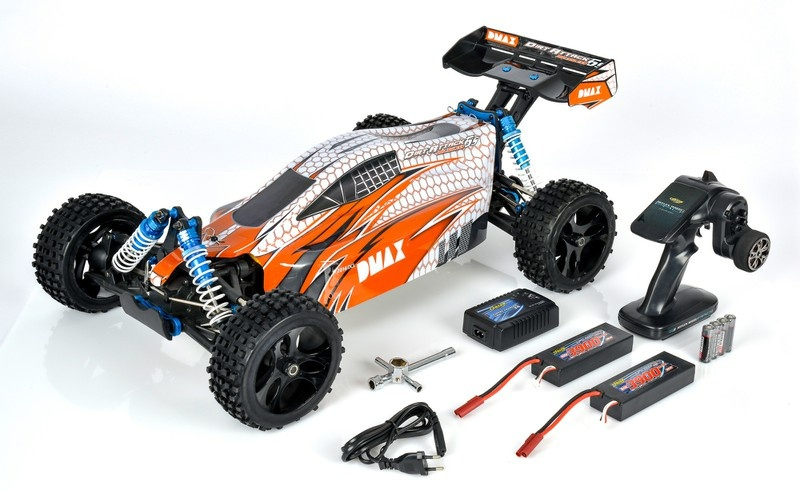 Carson Dirt Attack 6S DMAX  Brushless Buggy RTR 1:5