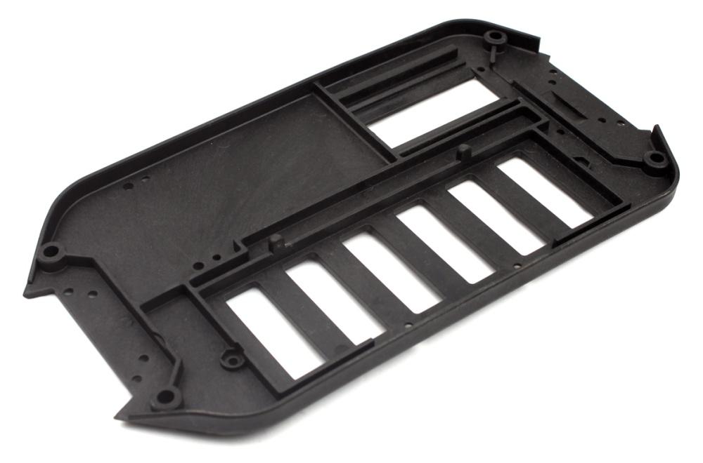 LRP Mittlere Chassisplatte - S10 Blast BX/TX/MT
