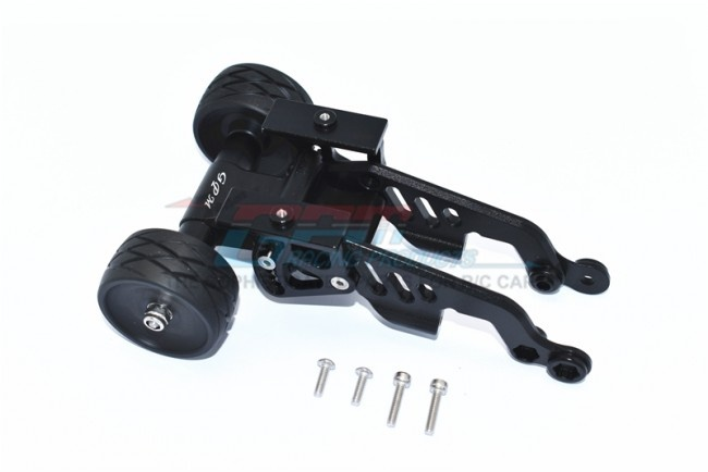 GPM ALUMINUM REAR ADJUSTABLE WHEELIE -5PC SET