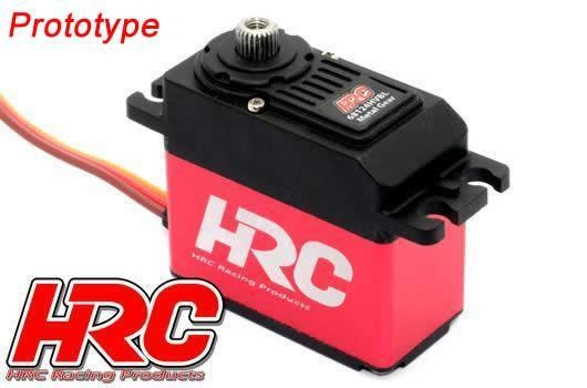 HRC Servo - Digital - High Voltage - 40x38x20mm/53g -