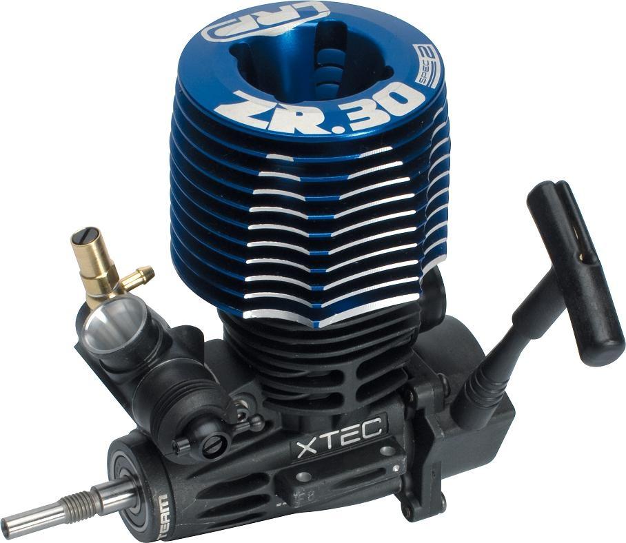 LRP Nitro Motor ZR.30 Spec.2 Pullstart 1:8 Offroad