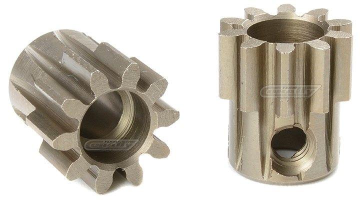 Team Corally - M1.0 Motorritzel - Stahl gehärtet - 10 Zähne
